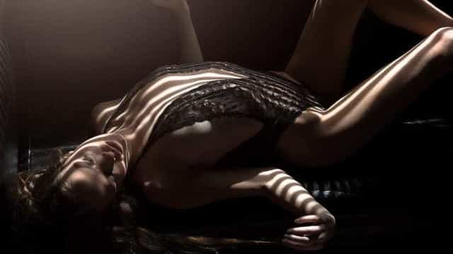 Alguém chame um 'Dockter', que tanta sensualidade não é normal