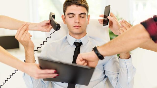 Cinco formas de tirar proveito do stress