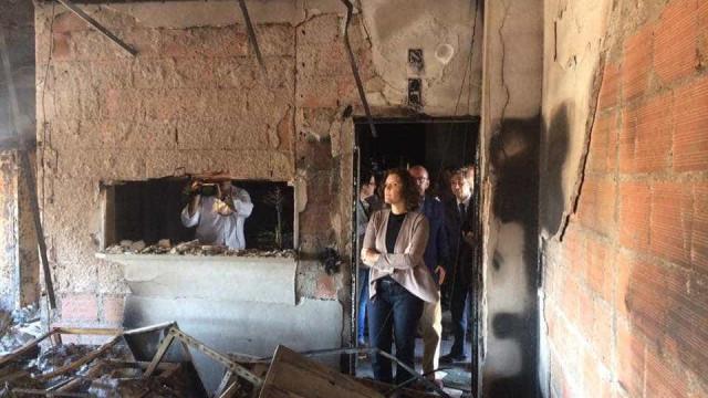 Moção arrumada, Cristas inicia visitas às zonas atingidas pelos fogos