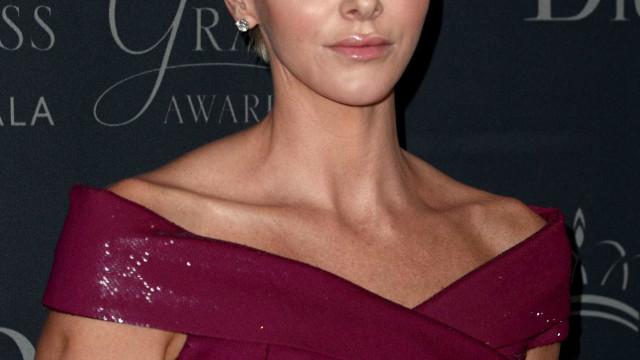 Os looks modernos da princesa Charlene nos prémios Grace do Mónaco