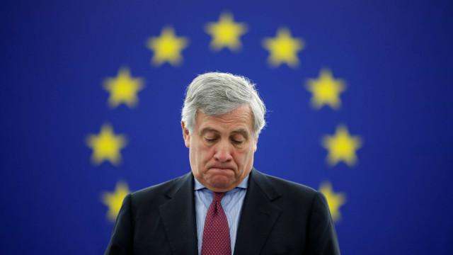 """Problema com orçamento italiano """"não está em Bruxelas, está em Roma"""""""