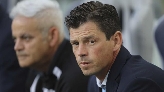 Nuno Manta Santos deixa Feirense. Sucessor já está escolhido