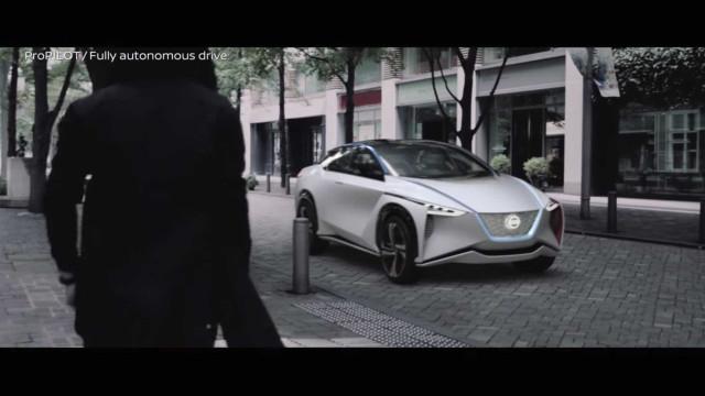 Novo 'concept car' da Nissan é capaz de cantar. A sério...