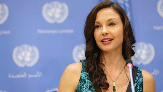 Ashley Judd diz que perdoa Harvey Weinstein pelo assédio