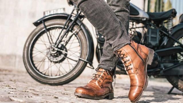 As botas que deixam os homens com as capitais europeias a seus pés