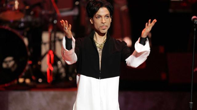 """Prince tinha quantidades """"extremamente elevadas"""" de droga no sangue"""