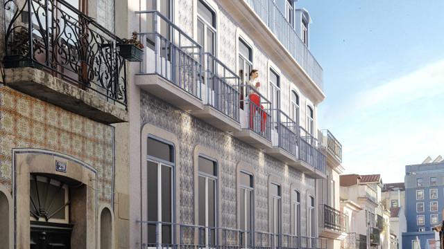 Casa onde nasceu Bordallo Pinheiro transforma-se em apartamentos de luxo