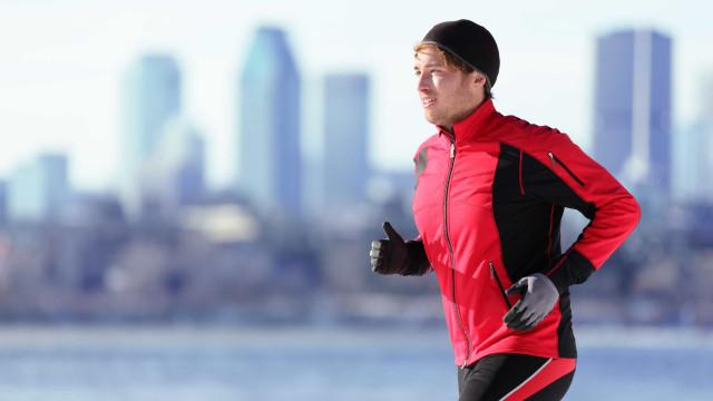 Dicas para correr de forma segura quando está frio