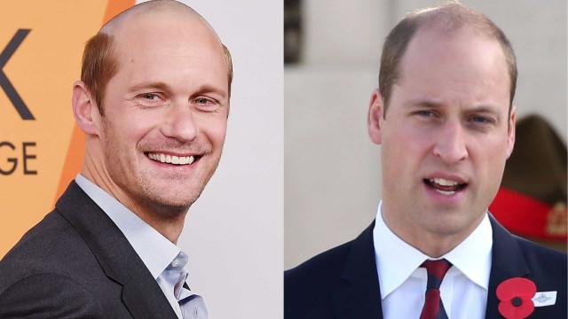 Ator de 'Tarzan' surge irreconhecível: Careca e muito parecido a William