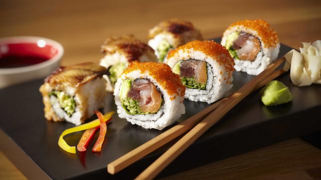 Sushisan. O rodízio gourmet de sushi 'invade' a Invicta