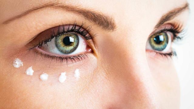 Creme de olhos é um desperdício de dinheiro, diz dermatologista