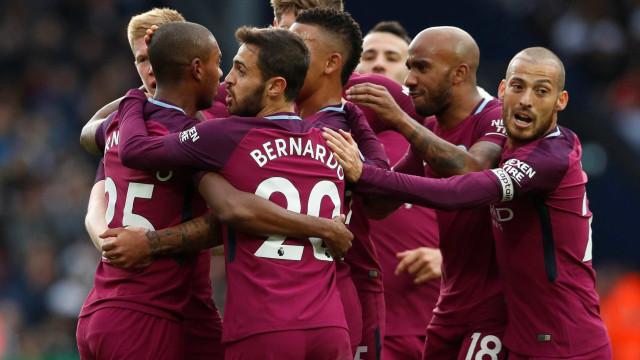 City volta a vencer e estabelece novo recorde de pontos na Premier League