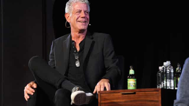 Anthony Bourdain foi banido do Azerbaijão
