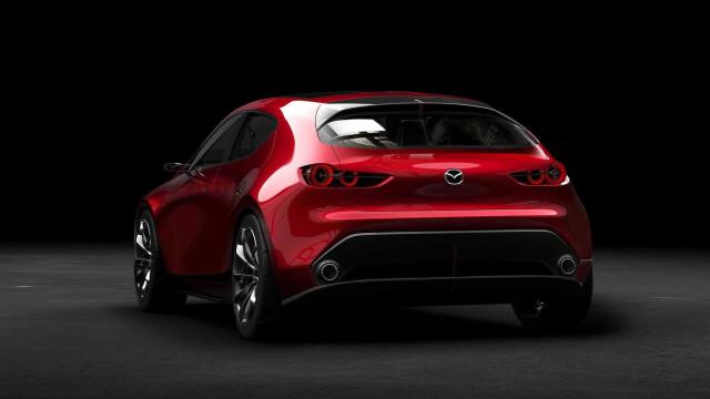 Kai: A antevisão ao próximo Mazda 3