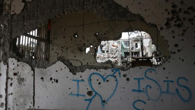As ruínas de Marawi, nas Filipinas, contam a história da passagem do ISIS