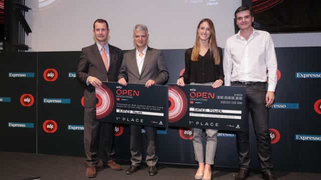 Espanhola Rated Power é a vencedora do EDP Open Innovation