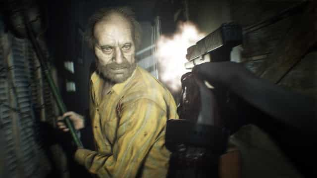 'Resident Evil 7' vai chegar à Nintendo Switch