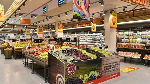 Trabalhadores dos supermercados em greve na véspera de Natal
