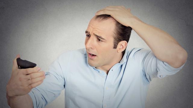 Queda de cabelo mais acentuada? Google tem a justificação