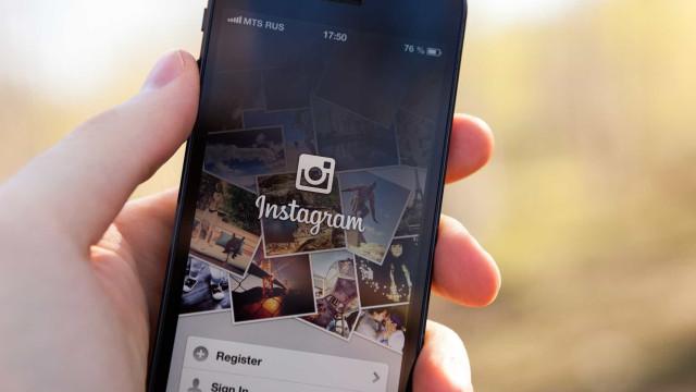 App mostra-lhe qual foi a cor do seu Instagram em 2018