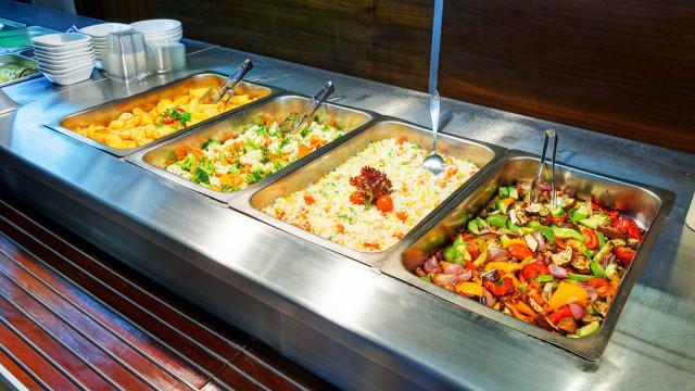 Politécnico de Viana 'tira' do lixo em seis meses 400 quilos de comida
