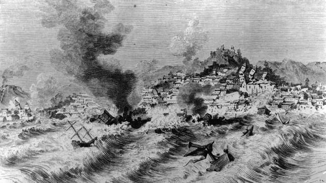 """E se o sismo de 1755 fosse hoje? """"A destruição seria muito significativa"""""""