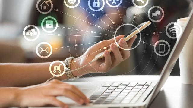 """Tráfego de internet fixa e móvel alcançou """"máximos históricos"""""""