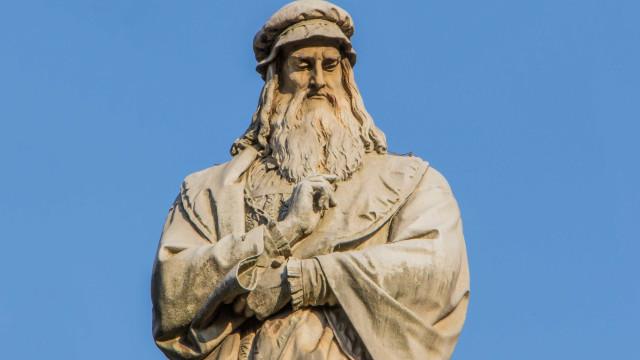 As maiores curiosidades sobre Leonardo da Vinci e as suas obras