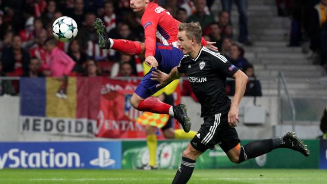 Champions: Confira todos os resultados e marcadores da 4.ª jornada