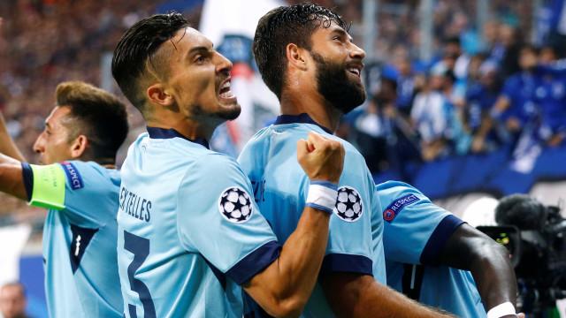 Felipe e Alex Telles terão um 'convidado especial' no FC Porto-Monaco