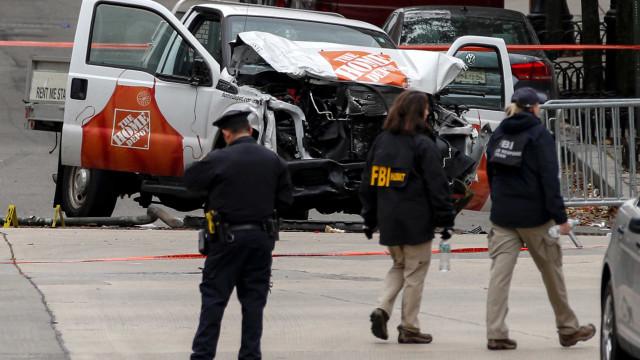 Ataque em Manhattan: Segundo suspeito 'apanhado' pelo FBI