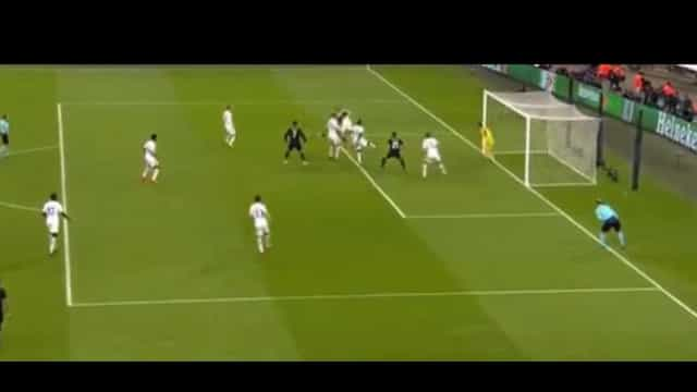 Num 'ato de revolta' Ronaldo marcou mas não chegou para evitar a derrota