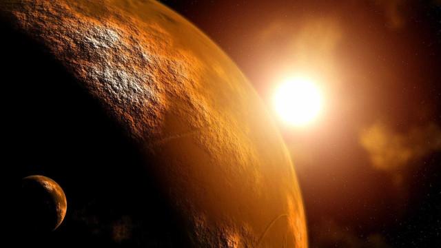 Descubra tudo aquilo que não sabe sobre o Planeta Vermelho