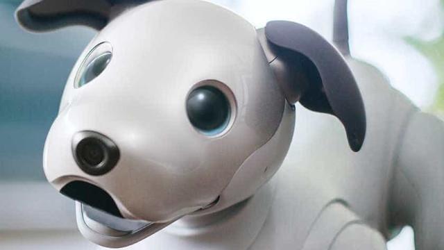Aibo, o cão robótico da Sony, está de volta