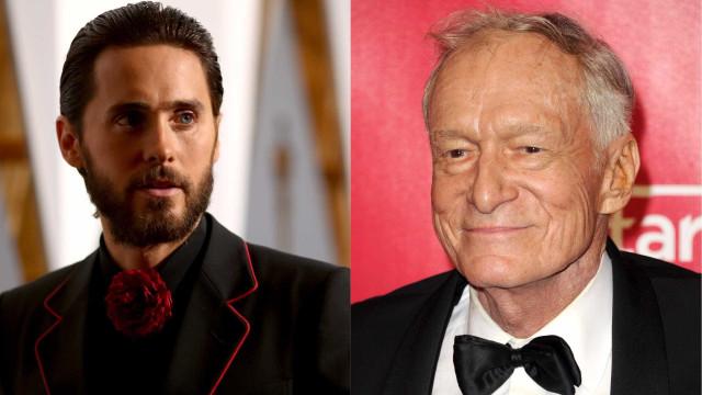 Jared Leto nega papel de Hefner, após acusações de assédio a realizador
