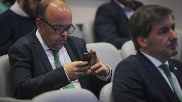 Nuno Saraiva exige investigação ao filho de Vieira