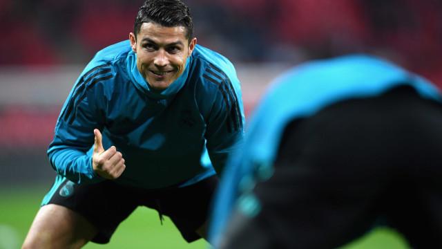 Cristiano Ronaldo pode vestir de cor de rosa em 2018/19
