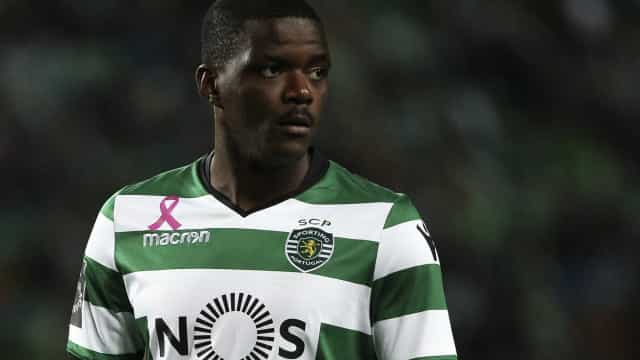 Sporting quer renovar com William a pensar na... venda