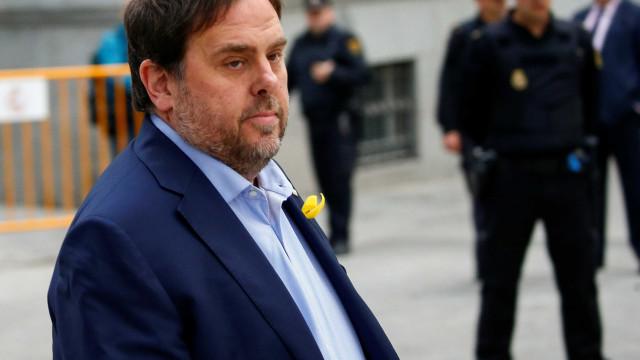 Pena pedida em tribunal é desproporcionada, diz ex-vice da Generalitat