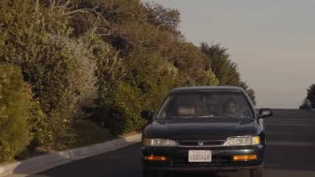 Fez anúncio comercial para ajudar namorada a vender carro velho