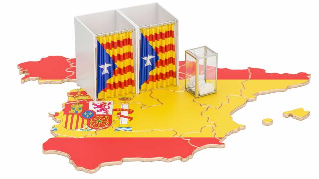 Apresentação de listas às eleições na Catalunha termina esta sexta-feira
