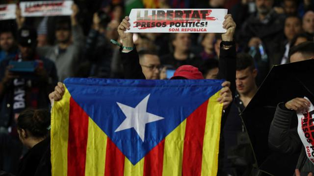 Parlamento catalão regional reúne- se hoje em sessão constituinte