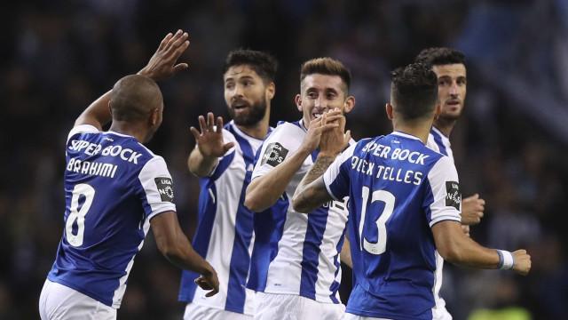 FC Porto derrota Belenenses em noite de Herrera