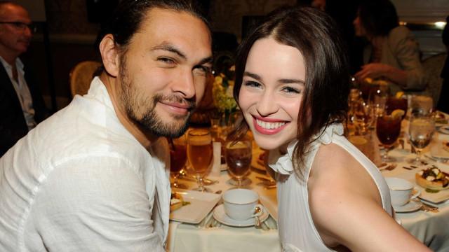 Daenerys e Khal Drogo. O reencontro divertido em Los Angeles