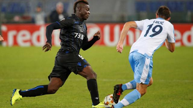 """Balotelli voltou a falar sobre o """"gesto pouco desportivo"""" de CR7"""