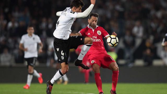 Benfica e Vitória de Guimarães abrem 1.ª jornada da Liga