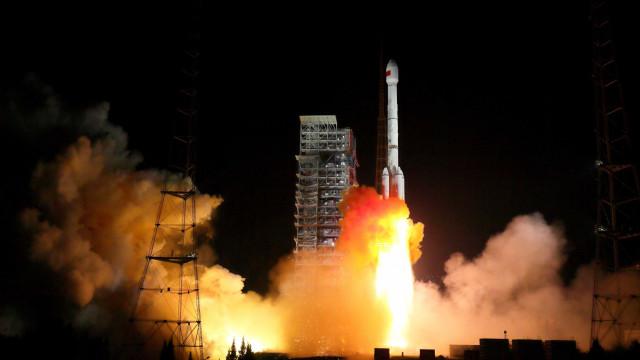 China acrescenta dois satélites ao seu sistema de navegação