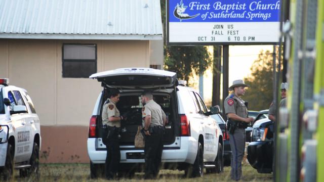 Estas são algumas das vítimas do tiroteio na igreja do Texas