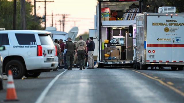 Tiroteio no Texas: Foi um civil que disparou contra o atirador