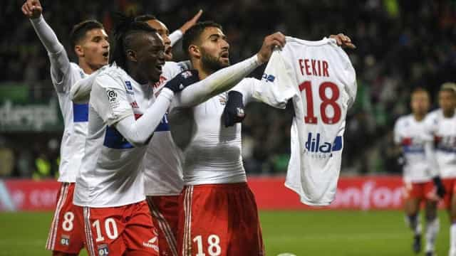 Liverpool prepara oferta milionária de última hora por Nabil Fékir